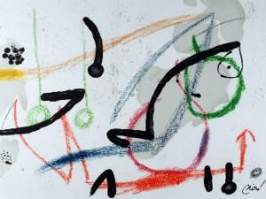 """Coleção """"Maravilhas com restaurações"""", Miró (Foto: Aldeia Comunicação / Divulgação)"""