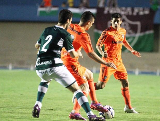 conca goias x fluminense (Foto: Nelson Perez/Fluminense FC)