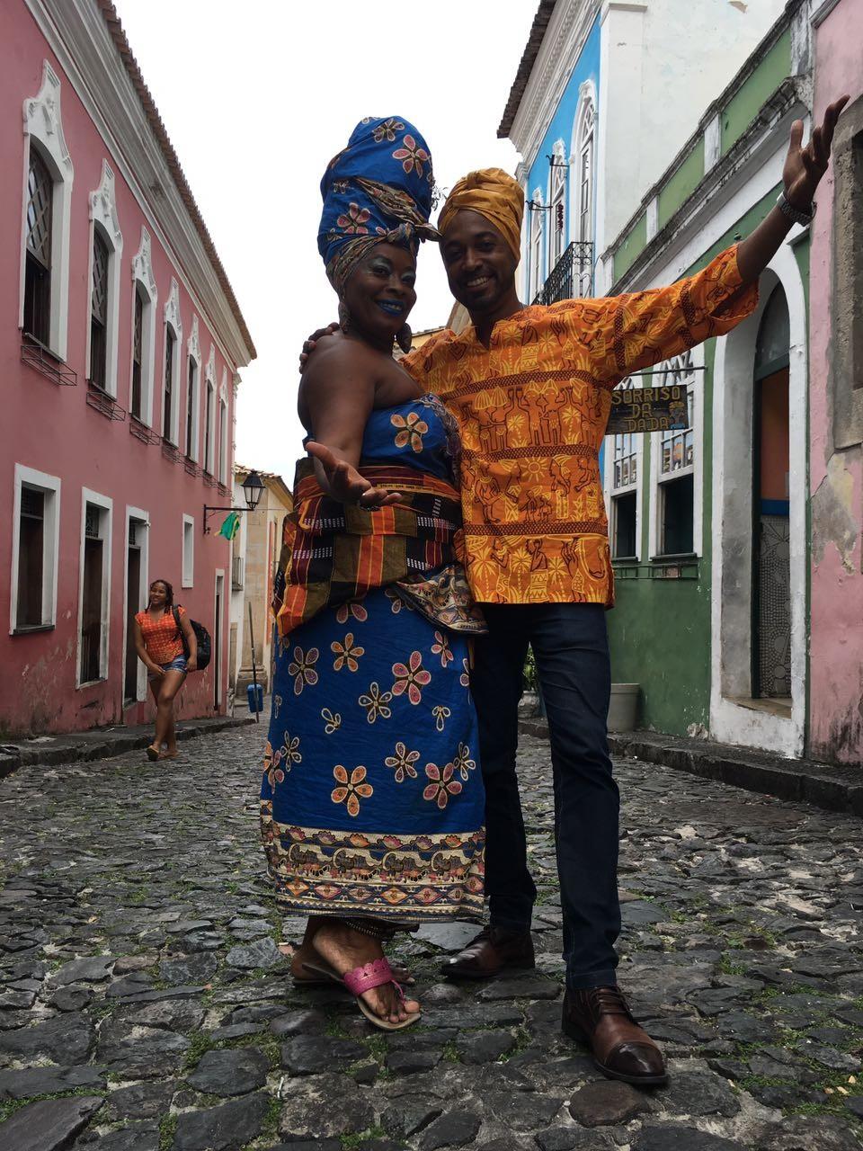 Negra Jhô, um dos grandes nomes do penteado afro no Brasil (Foto: divulgação)