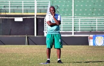 Após eliminação, Thiago Oliveira é mantido no comando da Caldense