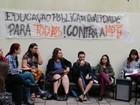 Estudantes de Letras da UFRGS ocupam prédio contra a PEC 241
