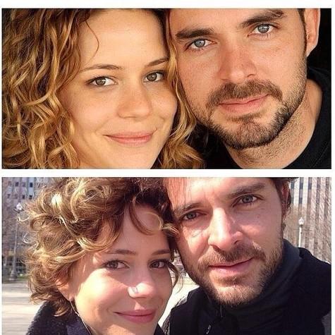 Leandra Leal e Manolo Cardona (Foto: Divulgação)