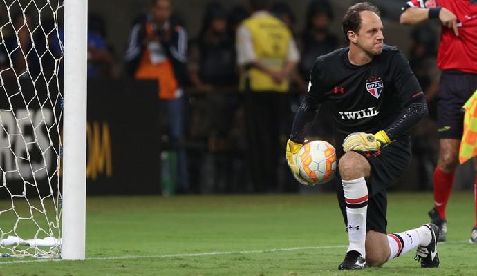 Ceni, Cruzeiro x São Paulo (Foto: Rubens Chiri/saopaulofc.net)