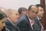 Alexandre Kalil, presidente do Atlético-MG, no STJD