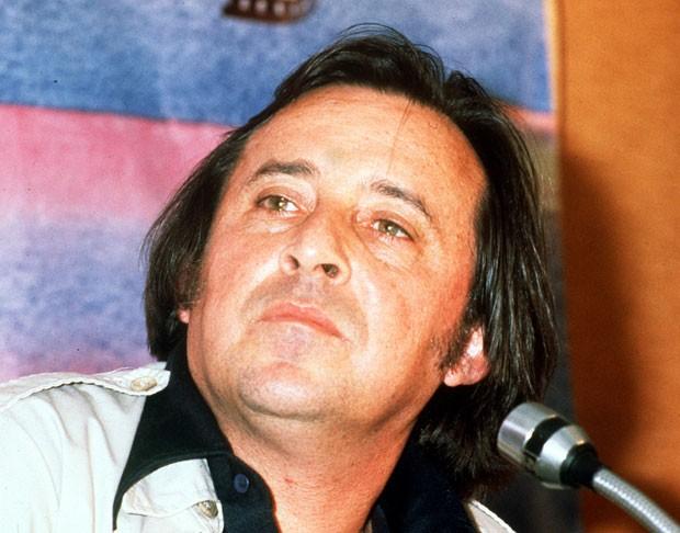 Diretor e roteirista norte-americano Paul Mazursky em 1978. (Foto: Associated Press)