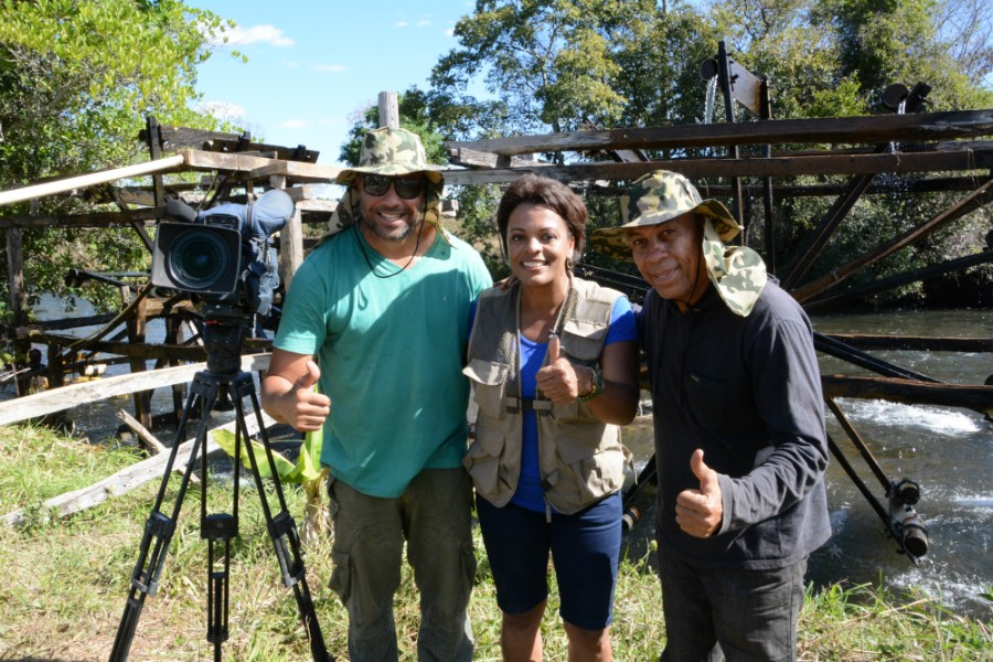 Equipe TV Bahia (Foto: Divulgação)