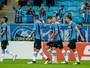 """Ricardo Rocha já vê Grêmio na semi após goleada: """"Melhor time do Brasil"""""""