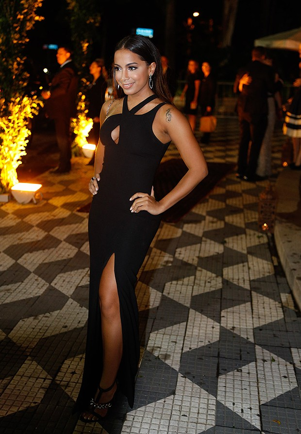 Anitta (Foto: Ricardo Cardoso / Revista QUEM)