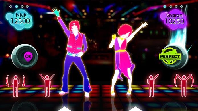 Just Dance (Foto: Reprodução)