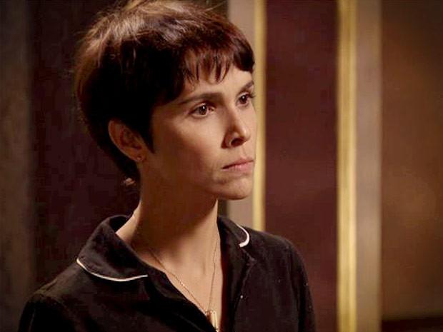 Nina afirma que ficou com o dinheiro do sequestro (Foto: Avenida Brasil / TV Globo)