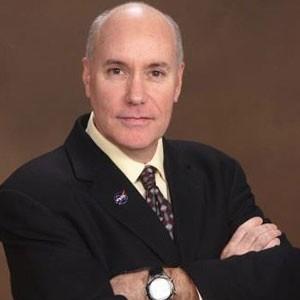 Mike Lester, da NASA (Foto: Reprodução)