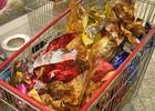 Especialista alerta sobre compra de  ovos de Páscoa (Reprodução/ TV Gazeta)