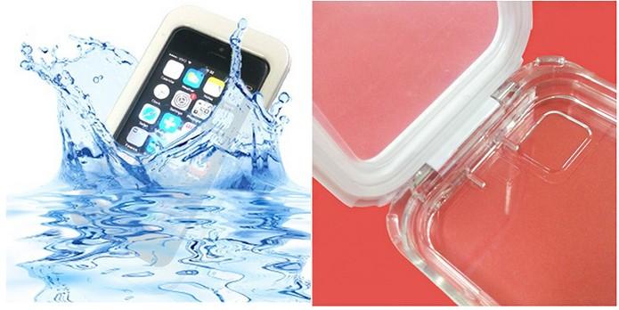 Capa à prova dágua para smarts Samsung (Foto  Divulgação Waterproof) dc30a375f18