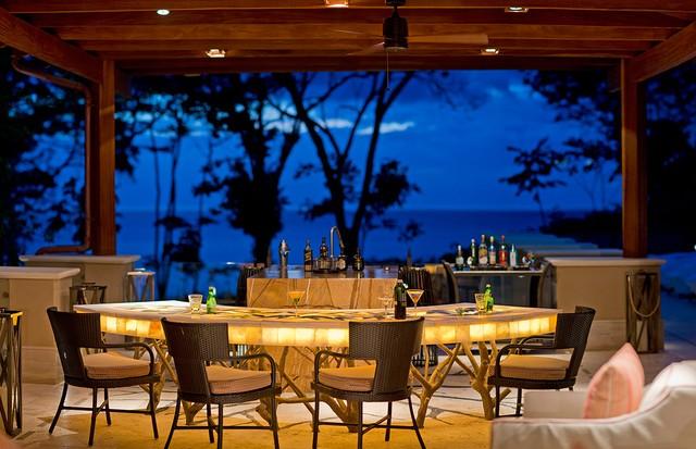 Lounge na varanda (Foto: Reprodução)