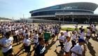 Corrida reúne torcedores pelos 30 anos do título (Lucas Uebel/Grêmio FBPA)