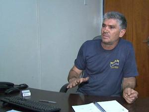 Ex-prefeito de Bebedouro João Batista Bianchini se diz inocente das acusações (Foto: Reprodução/EPTV)