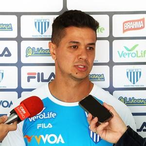 Luan Avaí (Foto: André Palma Ribeiro/Avaí F. C.)