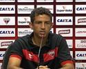 Com a postura do último jogo, Feltri diz que Dragão pode vencer o Goiás