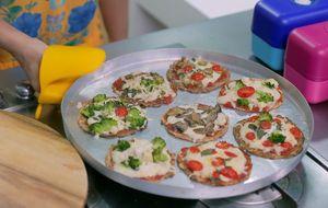Como fazer massa de pizza de inhame