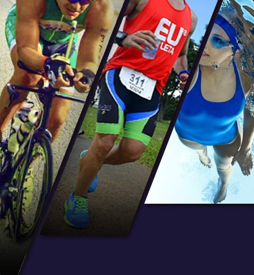 triatlo em 5 semanas (Eu Atleta   Arte   fotos: arquivo pessoal / Image Getty)