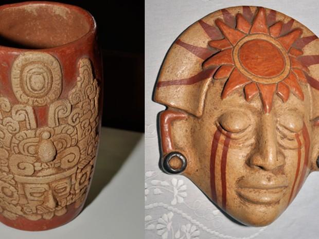 Resultado de imagem para exposição rota maia - salvador
