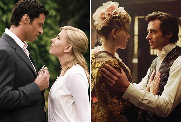 Scarlett Johansson e Hugh Jackman (Foto: Divulgação)