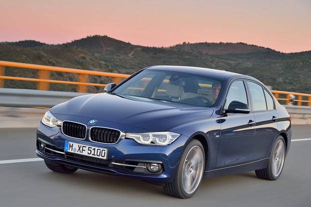 BMW Série 3 (Foto: Divulgação)
