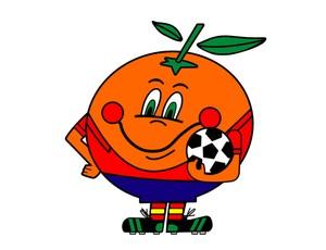Mascote Copa do Mundo 1982 - Naranjito (Foto: Reprodução)