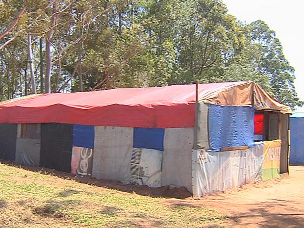 Jovem mora em assentamento de Pederneiras (Foto: Reprodução/TV TEM)