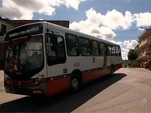 ônibus em salvador (Foto: Reprodução/ TV Bahia)