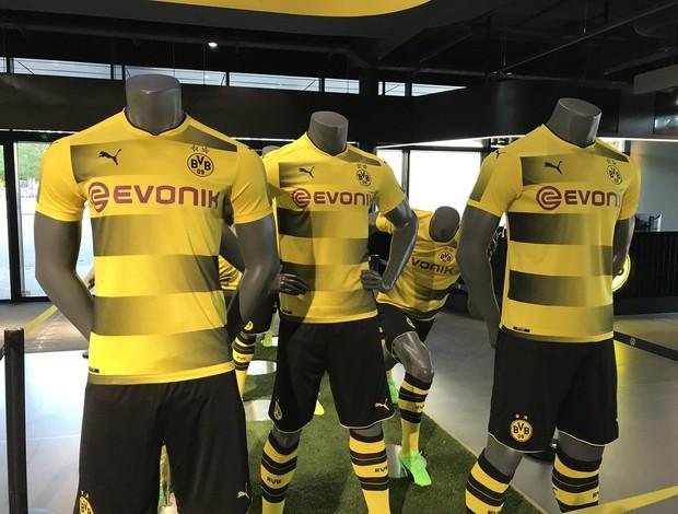 BLOG: Borussia Dortmund jogará com novo uniforme na última rodada do Alemão