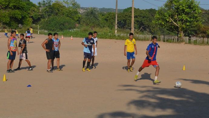 alter treino (Foto: Weldon Luciano/GloboEsporte.com)