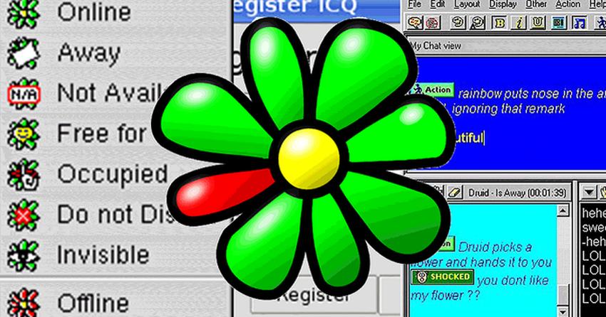 Resultado de imagem para ICQ