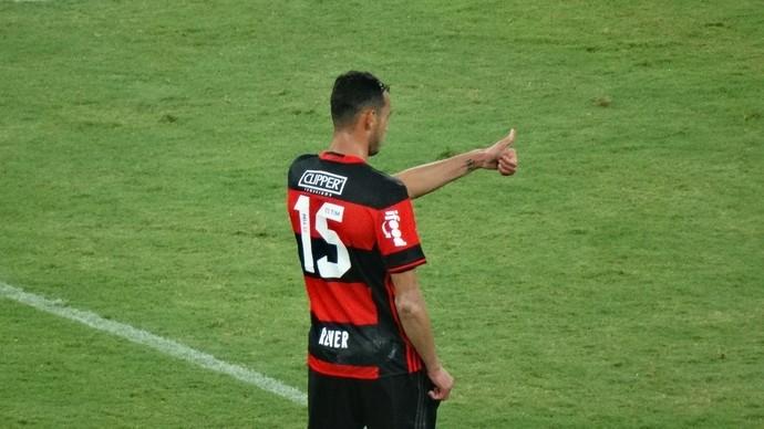 Réver Cruzeiro x Flamengo (Foto: Maurício Paulucci)