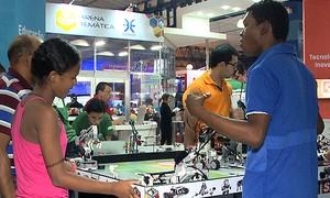 Feira debate desafios e mostra atrativos da indústria no Maranhão