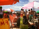Cidades catarinenses têm sensação de calor acima de 40°C nesta quarta