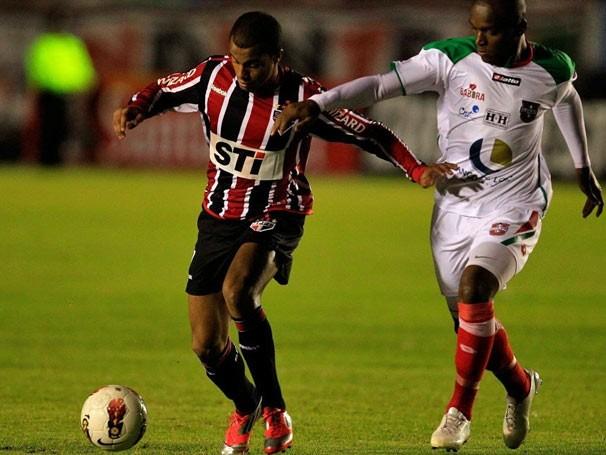 São Paulo e LDU de Loja se enfrentam pelas oitavas de final da Copa Sul-Americana (Foto: Divulgação)