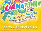 Santo Antônio do Pinhal terá matinês, blocos e bandas no Carnaval 2017