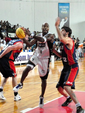 NBB Bauru x Brasília basquete (Foto: Sérgio Domingues / HDR Photo)