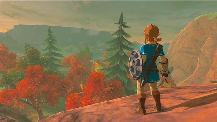 The Legend of Zelda: Breath of the Wild é o grande nome do Switch (Foto: Divulgação/Nintendo)