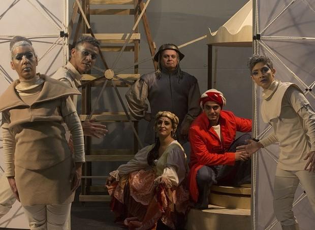Experiência busca valorizar a história do teatro (Foto: Divulgação/ Heloísa Bortz)