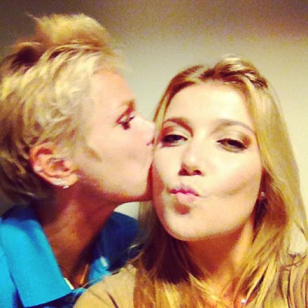 Xuxa e Luiza Possi (Foto: Instagram / Reprodução)