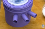 Professor de física testa ar-condicionado caseiro feito com gelo e ventilador