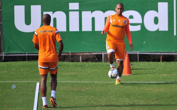 Walter  Fluminense (Foto: Moyses Fernan/Photocamera)