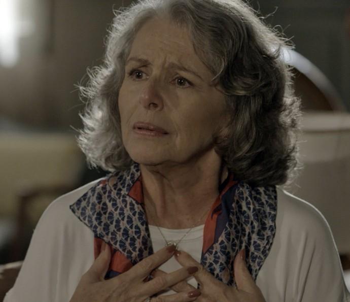 Vitória conta toda a verdade para Bernardo (Foto: TV Globo)