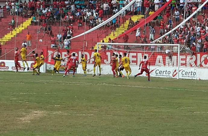 América TOT vence Minas Boca por 3 a 0 (Foto: Assessoria América-TOT/Divulgação)