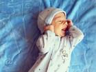 Fernanda Machado posta foto do filho Lucca