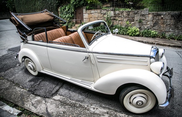 Mercedes-Benz 170 S Cabriolet B (Foto: Raul Zito/G1)