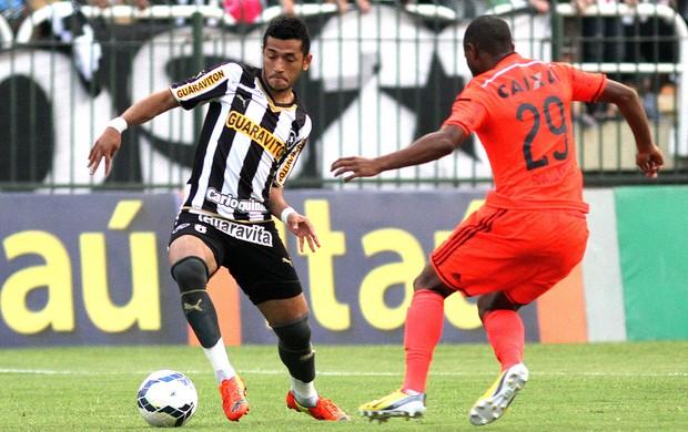 Rogerio, Botafogo X Sport (Foto: Vitor Silva / SSpress)