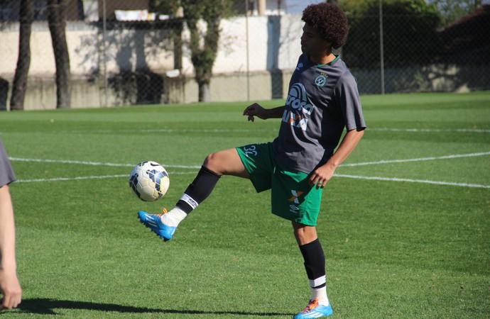 Camilo Chapecoense (Foto: Cleberson Silva/Divulgação Chapecoense)